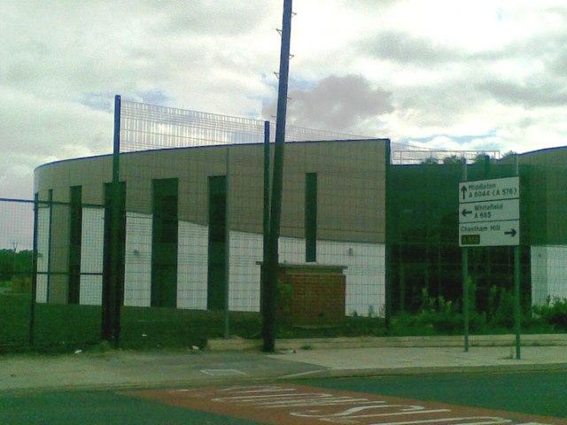 New School, Scholes Lane