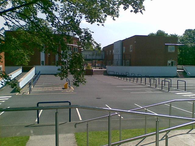 New School building, Bridge Road