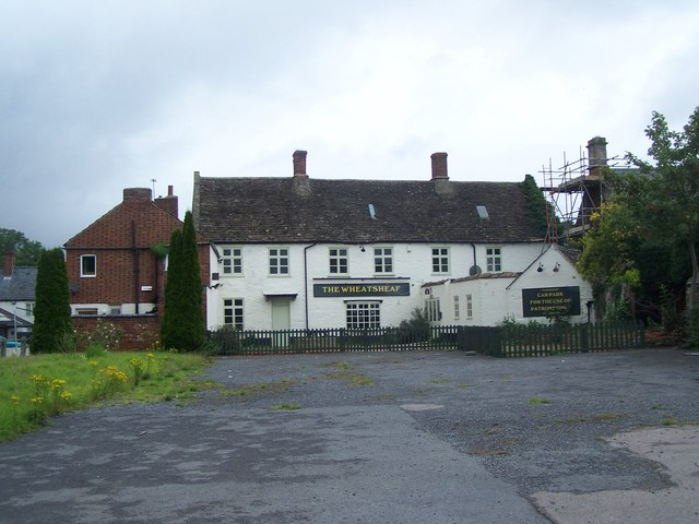 The Wheatsheaf, Langham
