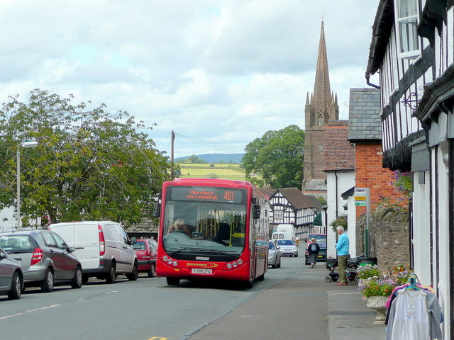 The Hereford Bus
