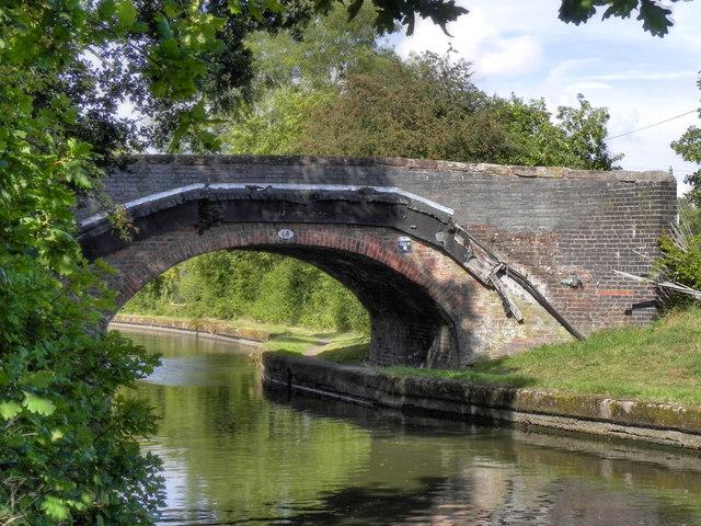 Bakers Lane Bridge