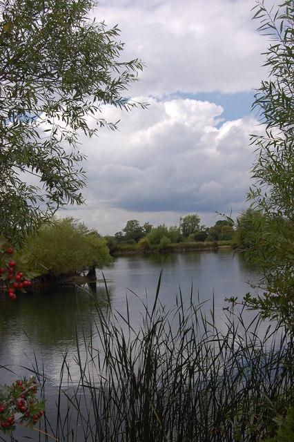 Reservoir near Butler's Farm