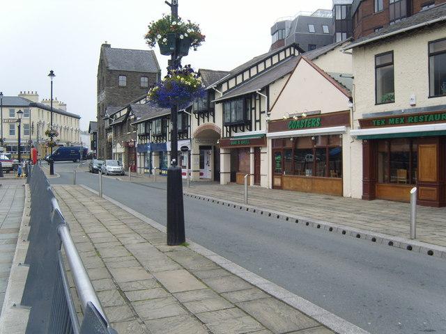 Quayside Douglas