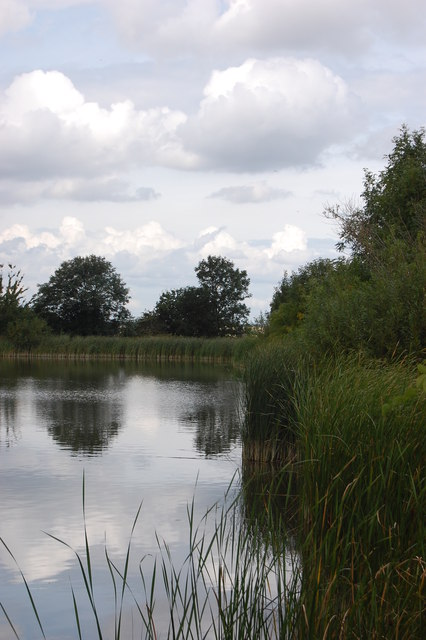 Reservoir near Stonebridge