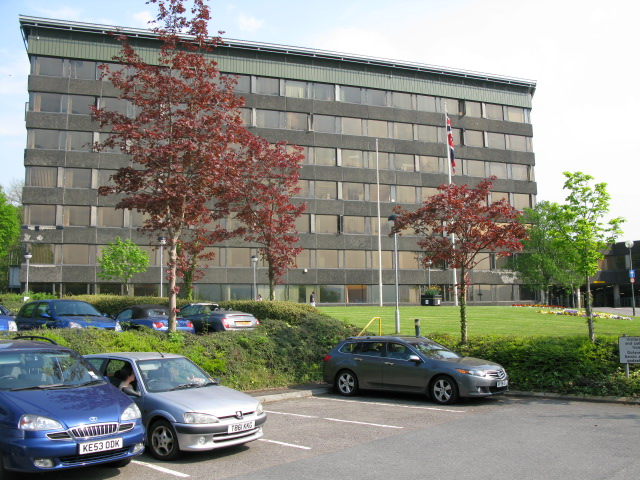 Gwent Record Office, County Hall Cwmbran