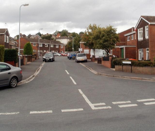 Armstrong Close, Newport