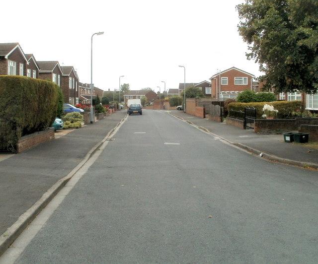 Churchward Drive, Newport