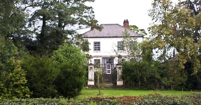 A house at Town End, Cronton