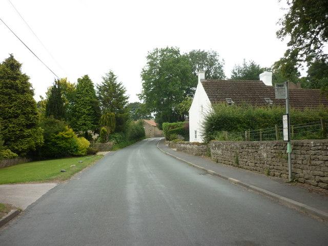 Main Street, Scotton