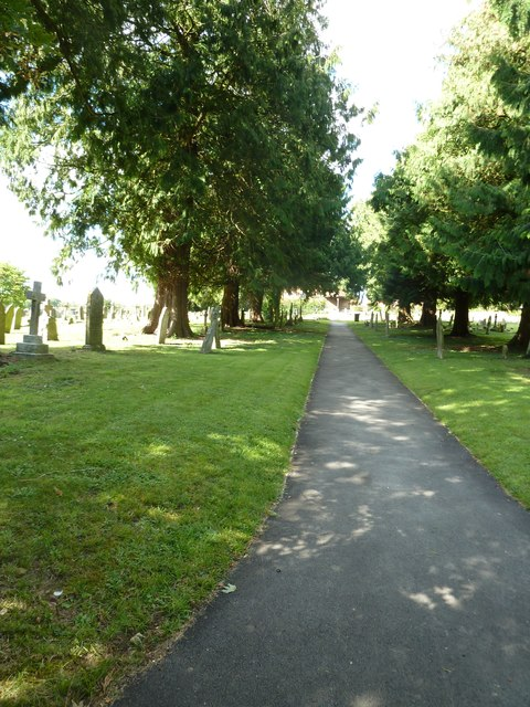 Whitchurch Cemetery (B)
