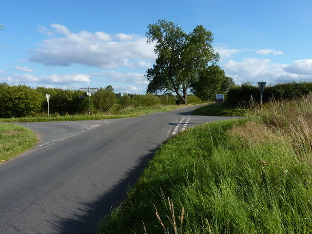 Crossroads at Pasford