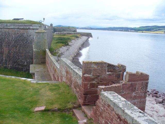 Fort George - Ramparts