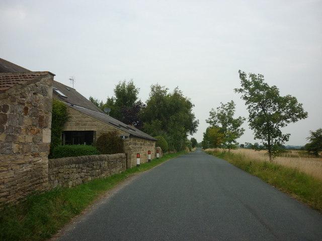 Prospect Barn on Highmoor Lane