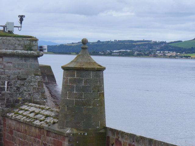 Fort George - Corner Turret