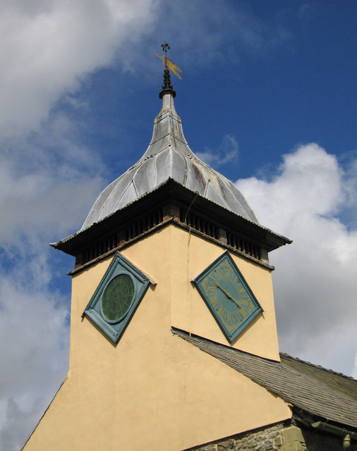 St.Michael & All Angels church tower