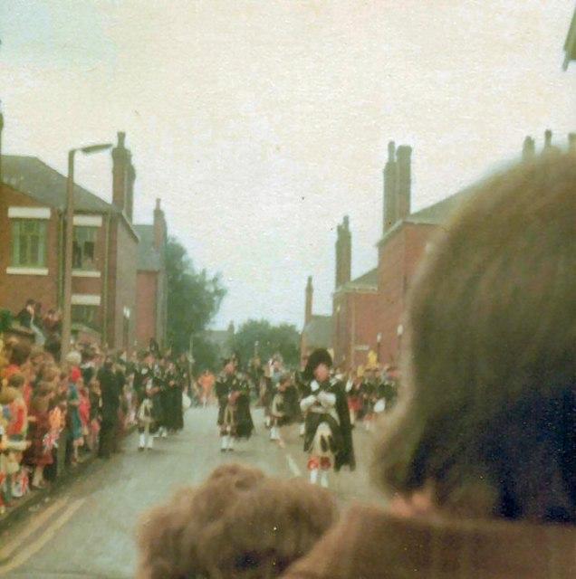 Oldham Carnival 1978