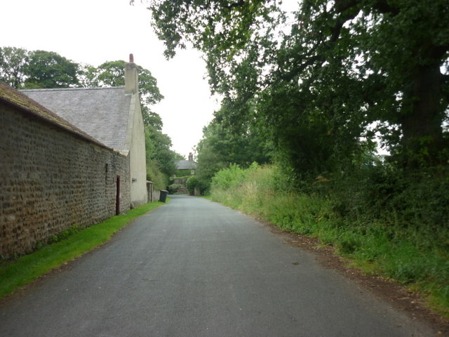 Town Street, Nidd, North Yorkshire