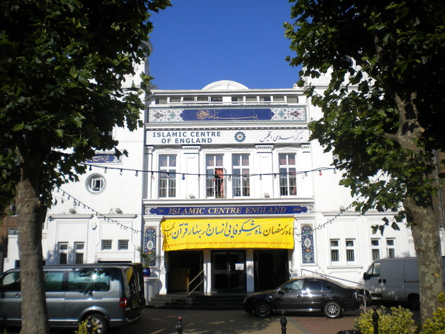 Islamic Centre of England, Maida Vale W9