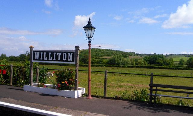 View Towards Rydon Hill