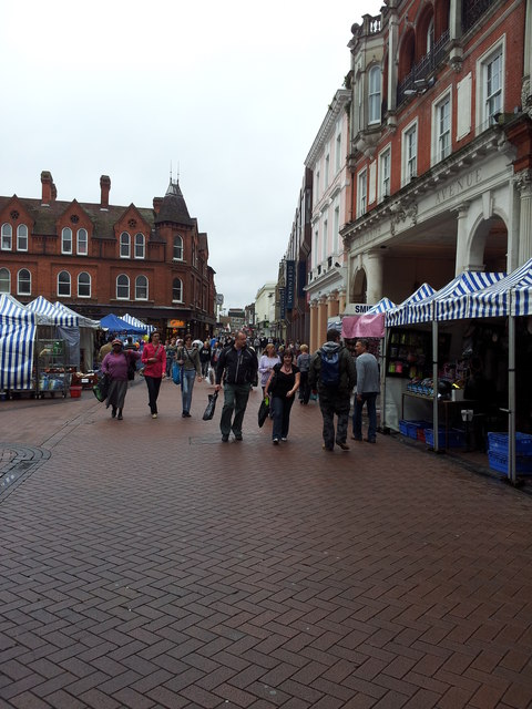 Shopping in Ipswich