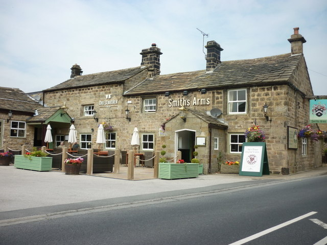 The Smiths Arms, Beckwithshaw