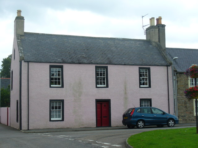 Georgian Fochabers