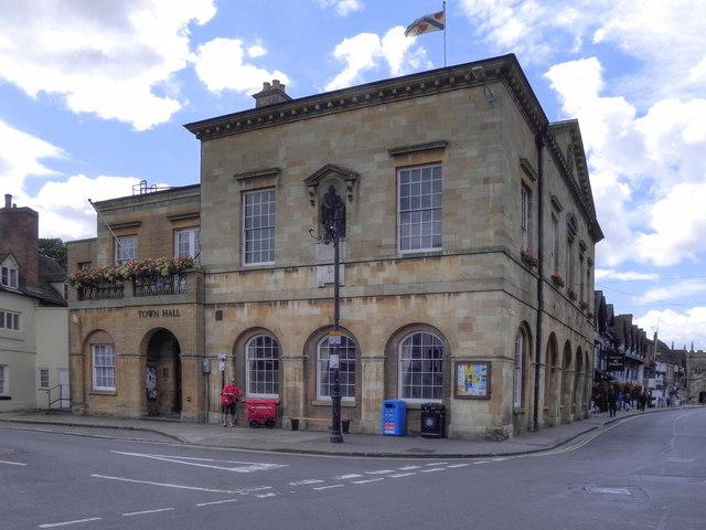 Stratford-Upon-Avon Town Hall