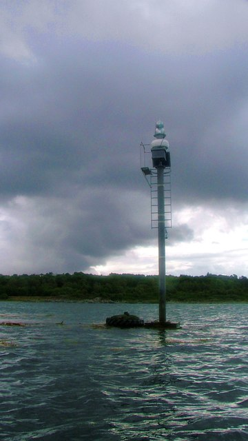 Navigation Post, Dearg Sgeir
