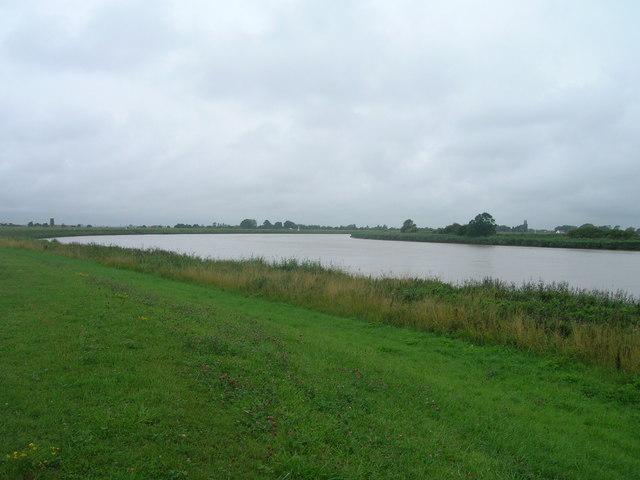River Ouse near Goole