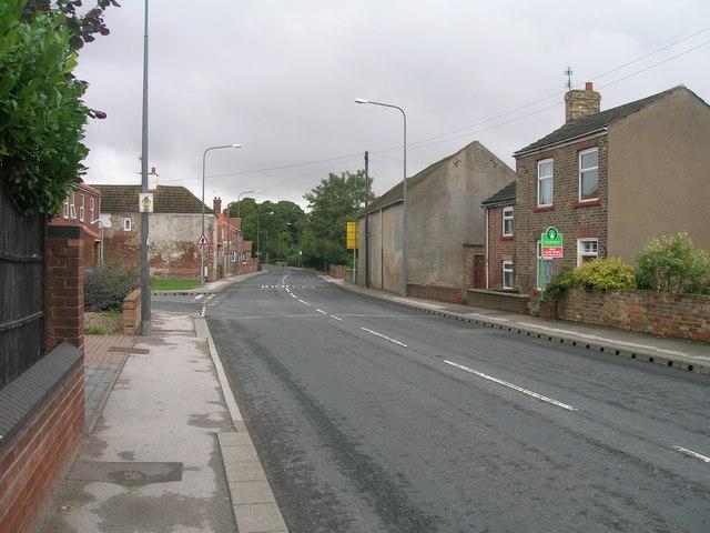 Low Street , Swinefleet