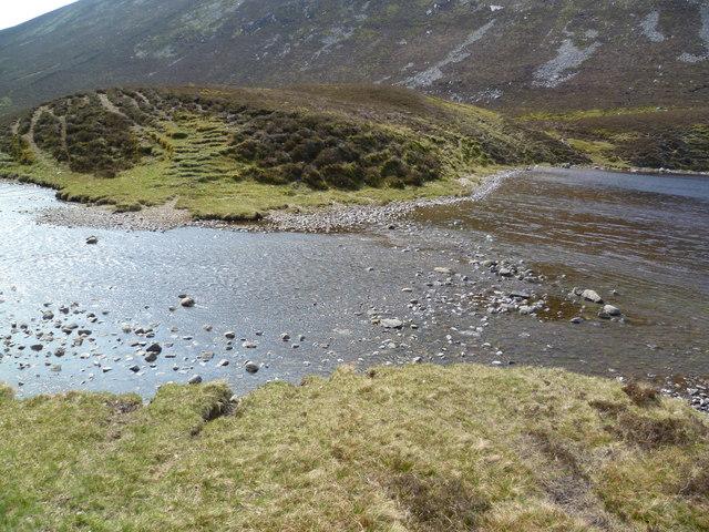 Narrows in Loch Loch