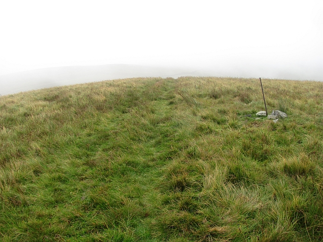 West top of Wide Open Shank