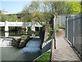 SP3065 : Changes along Riverside Walk  by Robin Stott