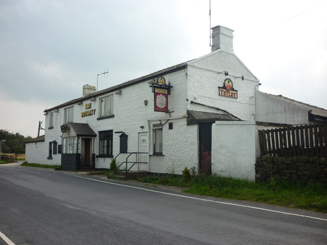 The Royalty public house on York Gate