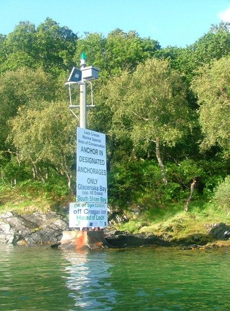 Navigation Post, Eriska