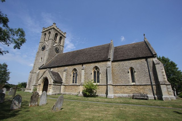 St James Little Milton