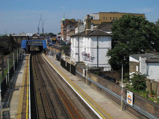 Kilburn High Road station