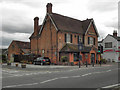 SP2255 : The Crown, Main Street, Tiddington by David Dixon