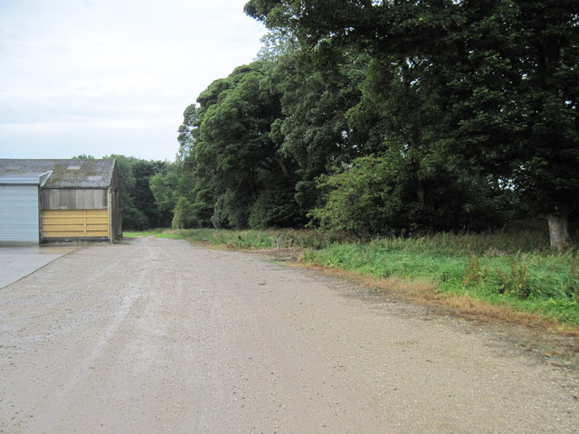 Barns  on  the  Centenary  Way