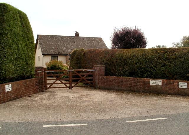 Ivydene, Court Farm near Whitson