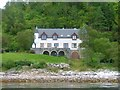 NM9045 : Hotel, Port Appin by Mick Garratt