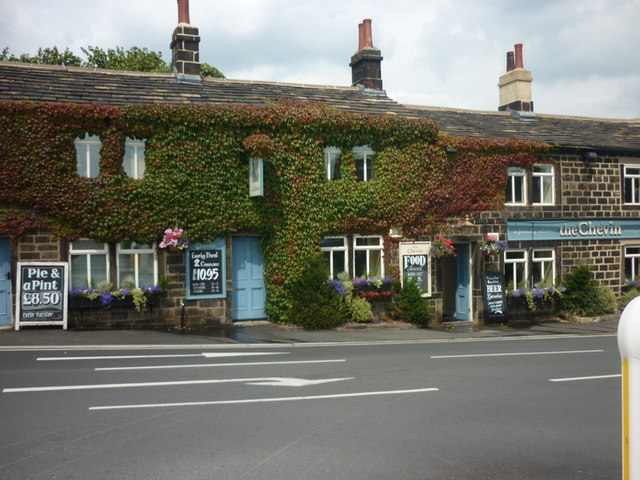 The Chevin public house