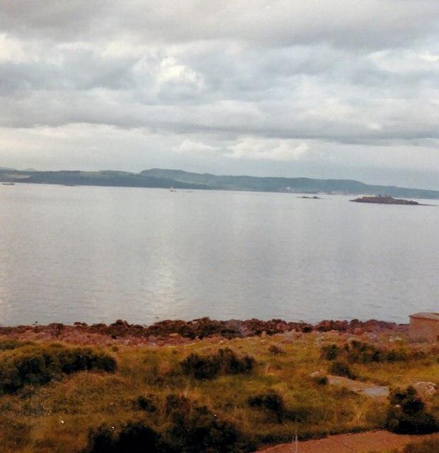 Cramond Island Northeast