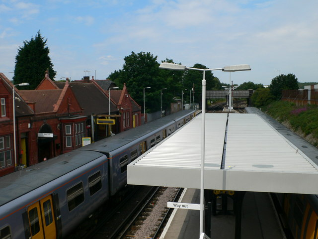 Birkenhead North Railway Station