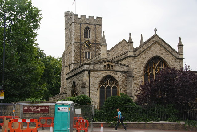 All Saints Church, Fulham