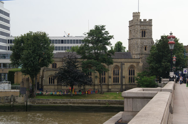 St Mary's Church, Putney