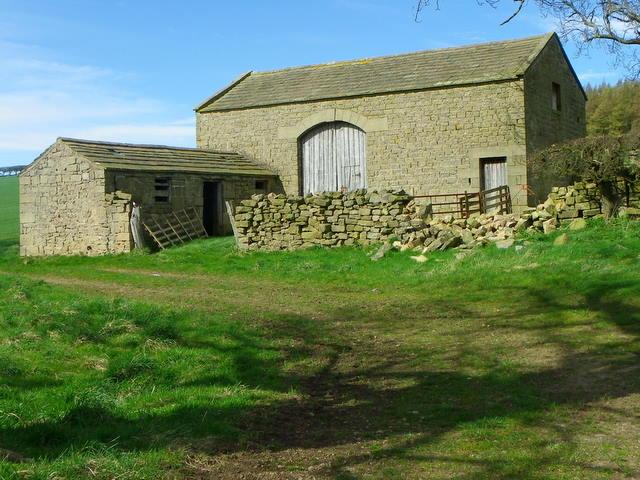 High Barn near Healey