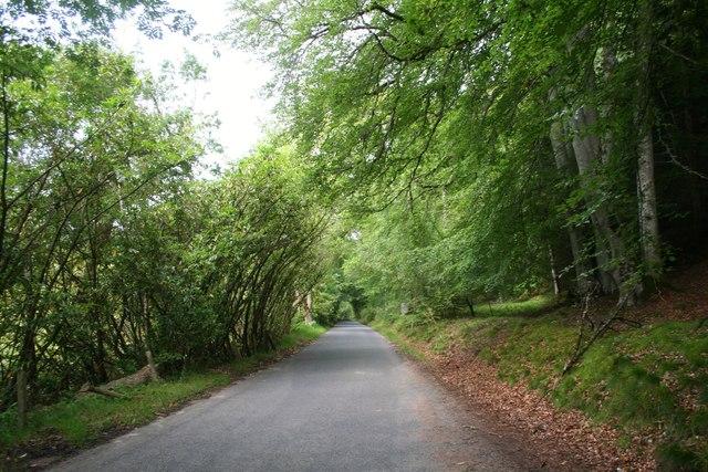 Bennachie Road