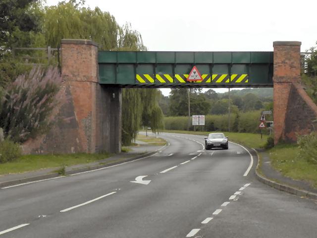Railway Bridge, Bearley Cross