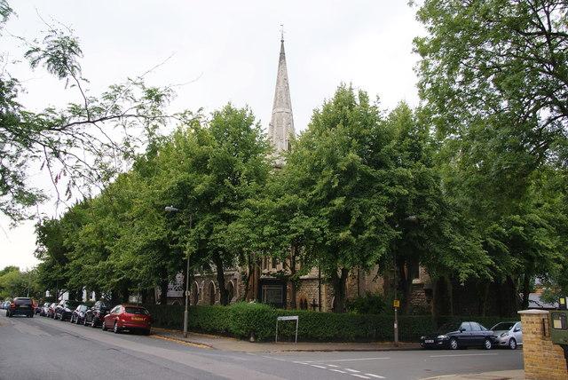 St John the Evangelist, Putney